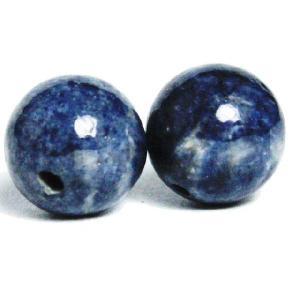 天然石ビーズ サファイア  AA 10.0mm玉  1粒売り/ばら売り|luz