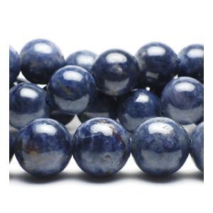 天然石ビーズ サファイア AA 12.0mm玉  1粒売り/ばら売り luz