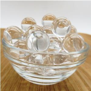 最高級  天然水晶丸玉AAA  8.0ミリ玉 /10粒 【穴なし】 サービス品 luz