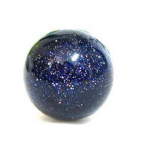 ブルーゴールドストーン10mm玉/1個 luz