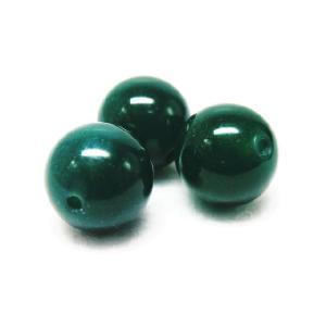 サービス品 天然石ビーズ  緑メノウ10.0ミリ玉 1粒|luz
