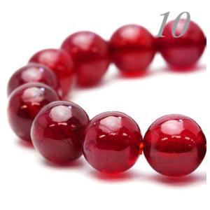 宝石質ビーズ ルビーAAAA 10.8〜11.5ミリ玉 1粒売り  【限定商品/送料無料】|luz