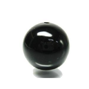パワーストーン 天然石ビーズ オニキス 20mm玉 1粒売り |luz