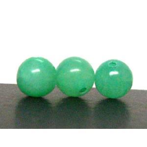 天然石ビーズ ヘミモルファイト(異極鉱) 6.0mm玉/10粒  luz