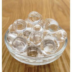 おすすめ! 天然無垢 水晶丸玉 AAA 1個販...の詳細画像2