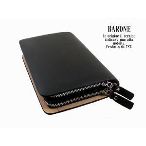 ラウンドファスナー  BARONE  メンズ 多目的ラウンドファスナー BN-1007|lvx200807