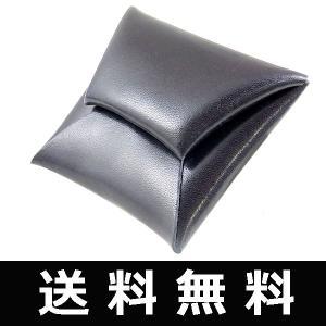 【訳あり】 箱無し特価 日本製皮革 高品質コインケース 本革 牛革 メンズ プレゼント BARONE(バローネ) コインケース 黒 [bn1020bk]|lvx200807