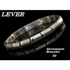 ゲルマニウム ゲルマニウムブレスレット 訳あり HJ 60粒|lvx200807