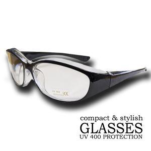 軽量 ゴーグル めがね マスクと併用可 ケース付 花粉対策眼鏡 花粉 ほこり 粉塵 飛沫による菌・ウイルス 対策 紫外線カット クリア 黒 ランニング 散歩 メガネ|lvx200807