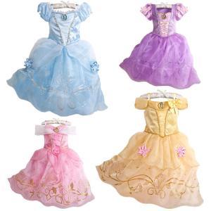 子供 美女と野獣 ベル 風 プリンセスドレス キッズコスチューム 女の子 ハロウィン コスプレ クリスマス