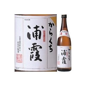 浦霞 本醸造 からくち 720ml
