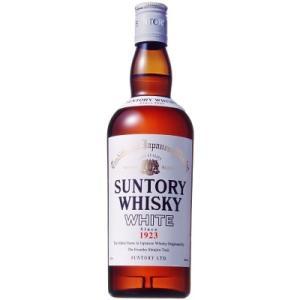 当初のブランドネームは「サントリーウイスキー」のみでしたが、白いラベルから「白札」と呼ばれるようにな...