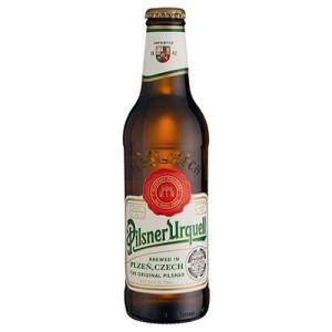 ピルスナーウルケル330ml ピルナービールの元祖。ピルスナービール発祥の地チェコのピルゼンを代表す...