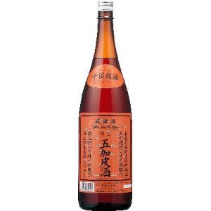 永昌源 五加皮酒(ウーカピーチュウ) 1.8L