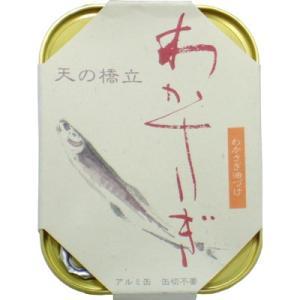 竹中缶詰(罐詰) 天の橋立 わかさぎ 95g