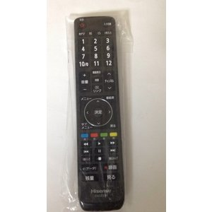 新品 Hisense ハイセンス 液晶テレビ用リモコン EN3Z39H (EN-3Z39H)|lxltechnology