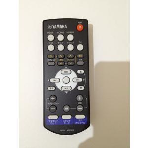 新品 FSR31 WR87820 YAMAHA ヤマハ オーディオリモコン YHT-S400用リモコン|lxltechnology