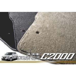 スズキ スイフトスポーツ ZC/ZD フロアマット 5枚組 ('04年11月〜)  C2000|m-artigiano