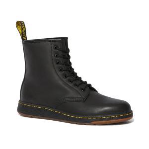 国内正規品ドクター マーチン Dr.Martens  ブーツ メンズ レディース NEWTON 8EYE BOOTS  21856001  ニュートン 8ホール ブーツ軽量 ライト  ユニセックス|m-bros