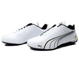 COLOR: Puma White-Puma Black PUMA SF FUTURE KART C...