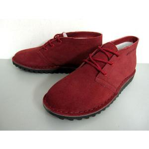 AIR WALK DESERT BOOTS D.RED 【EVEREST BOOTS】|m-bros