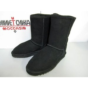 MINNETONKA Short Classic Pug Boot 3679|m-bros