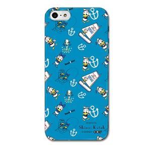 スマホケース iPhoneSE 5 5S Disney ディズニー ドナルド m-channel