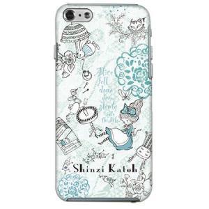 iPhone 6s iPhone6 (4.7インチ)専用 shinzikatohアリス m-channel