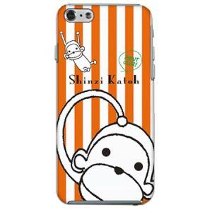 iPhone 6s iPhone6 (4.7インチ)専用 shinzikatoh モンキーストライプ m-channel