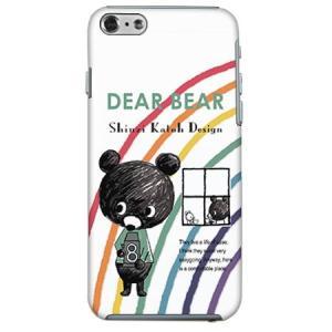 iPhone 6s iPhone6 (4.7インチ)専用 shinzikatoh DearBear m-channel