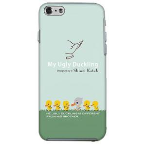 iPhone 6s iPhone6 (4.7インチ)専用 shinzikatoh  ダックリング m-channel