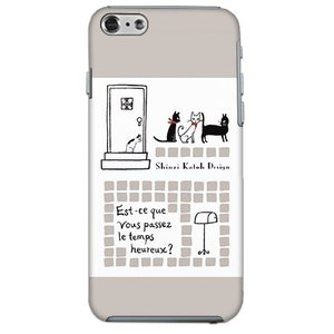 iPhone 6s iPhone6 (4.7インチ)専用 shinzikatoh パリキャット m-channel