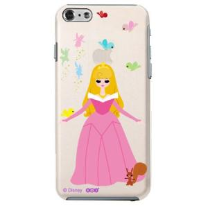 iPhone6 クリアケース Disney ディズニー オーロラ姫|m-channel