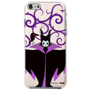 iPhone6 クリアケース Disney ディズニー マレフィセント|m-channel