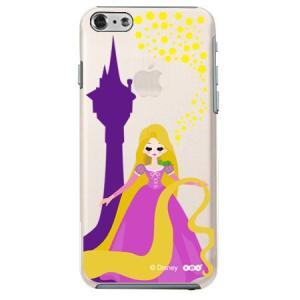 iPhone6 クリアケース Disney ディズニー ラプンツェル|m-channel