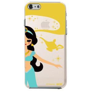 iPhone6 クリアケース Disney ディズニー ジャスミン|m-channel