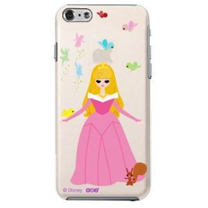 iPhone6 クリアソフトケース Disney オーロラ姫|m-channel
