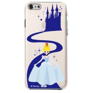 iPhone6 クリアソフトケース Disney シンデレラ|m-channel