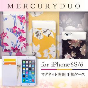 iPhone6s 6 【MERCURYDUO/マーキュリーデ...