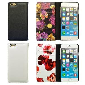 iPhone6 iPhone6S 【rienda/リエンダ】 「2015AW新柄-2Color」 手帳 ケース 花柄 ブランド|m-channel|02