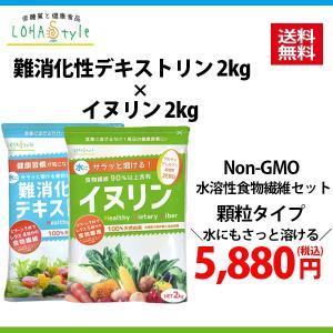 難消化性デキストリン(粉末タイプ)2kg  水溶性食物繊維...