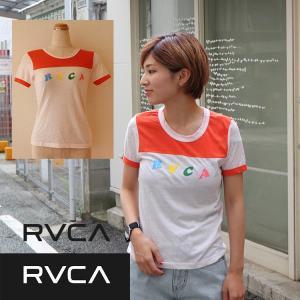 RVCA  ルーカ トップス Tee  LP RVCA SS Tシャツ|m-i-e