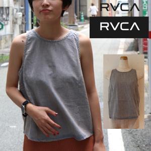 RVCA  ルーカ トップス タンク DOGHOUSE タンクトップ|m-i-e