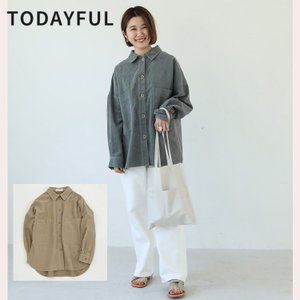 TODAYFUL LIFE'S Brush Boyfriend Shirts 11920401|m-i-e