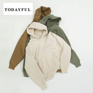 TODAYFUL  LIFE's   トゥデイフル ライフズ Heavycotton Sweat Parka 11920613 パーカー|m-i-e