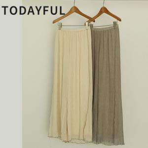 TODAYFUL LIFE'S Crepe Rough Pants 12010716|m-i-e