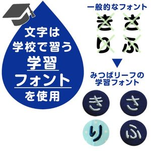 お名前ワッペン『くるま』|m-leaf|04