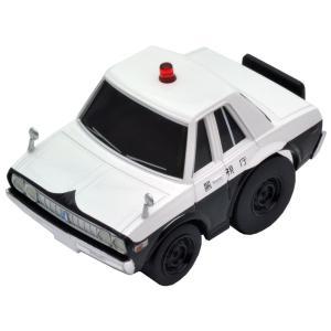 チョロQ zero 西部警察 Z03 セドリックSTDパトカー|m-onlineshop