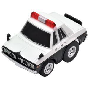 チョロQ zero 西部警察 Z05 セドリックGLパトカー|m-onlineshop