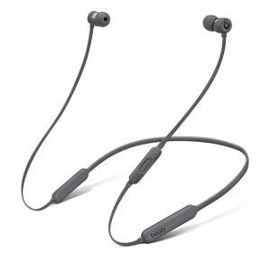 送料無料! Beats by Dr.Dre ワイヤレス イヤホン BeatsX 密閉型 Bluetooth対応 グレー MNLV2PA/A (国内正規品)|m-onlineshop